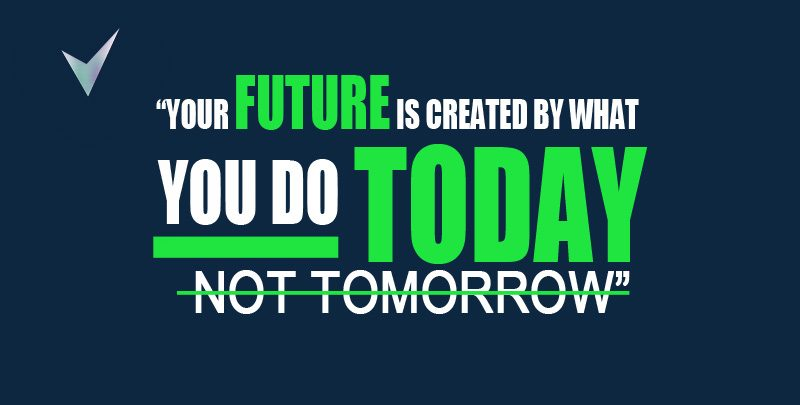 Your Future Your Actions
