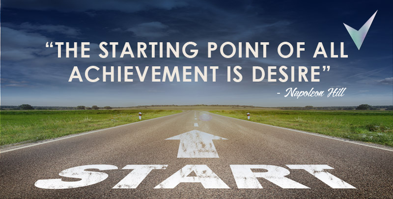 The Starting Point of All Achi...