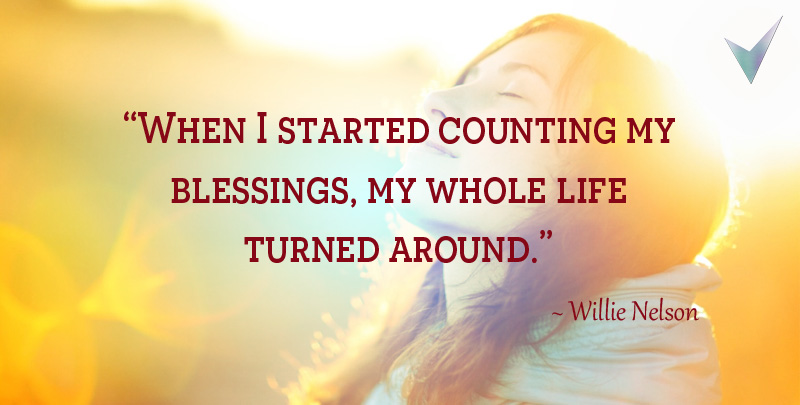When I Started Counting My Blessings, My Whole Life Turned Around