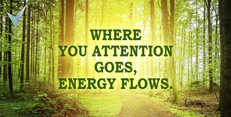 Where You Attention Goes, Energy Flows